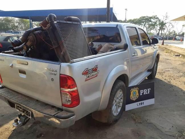 PRF prende motorista por embriaguez ao volante e uso de documento falso em Guaraí