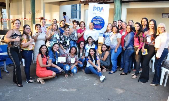 Região oeste do Tocantins escolhe a Assistência Social como prioridade no PPA 2020-2023