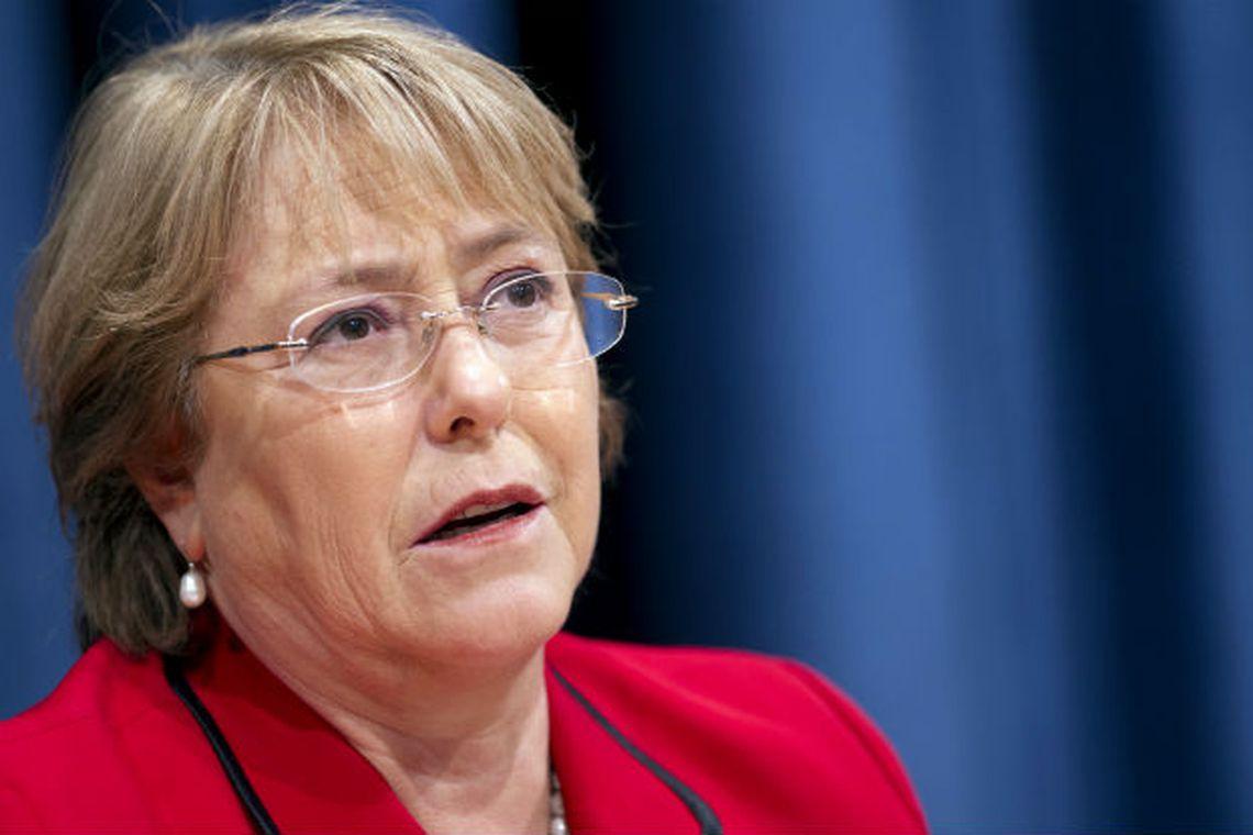 Bachelet pede inquérito sobre violência policial em Hong Kong
