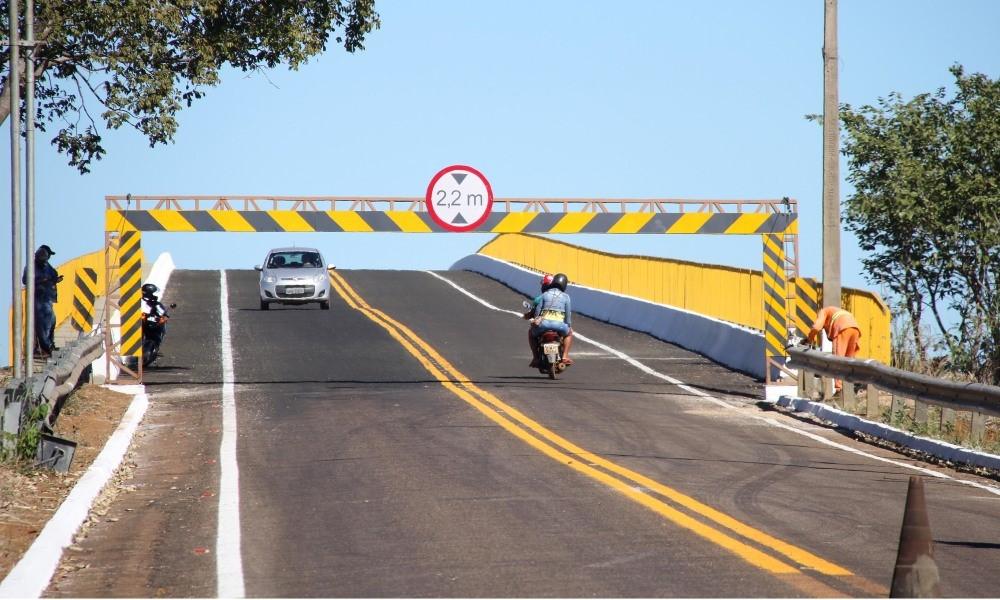 Governo instala radares na ponte sobre Rio Tocantins em Porto Nacional