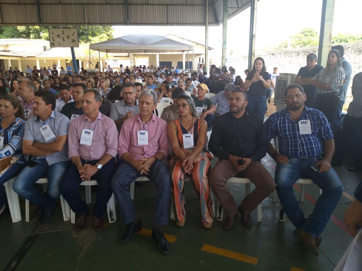 Prefeito Wanilson Valadares apresenta demandas de Dois Irmãos durante consulta pública do PPA 2020-2023