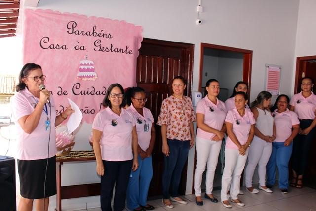 Casa da Gestante do Hospital Dom Orione completa 01 ano