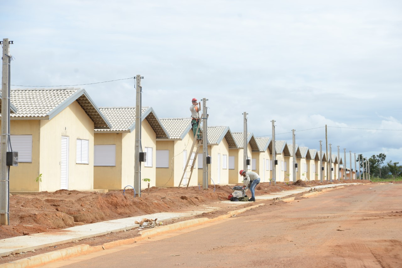 FGTS vai garantir 100% do subsídio do Programa Minha Casa Minha Vida para quem tem renda de R$ 1.800 a R$ 4.000