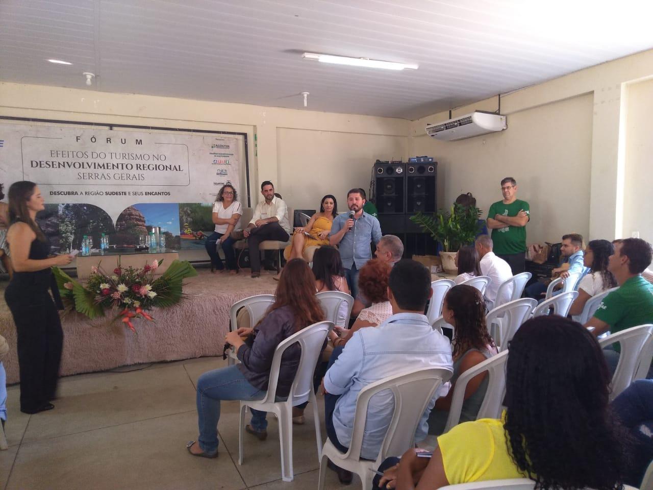 Fórum do Turismo em Natividade debate potencialidades das Serras Gerais