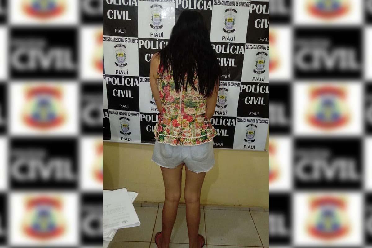 Foragida de Barrolândia é presa pela Polícia Civil do Piauí
