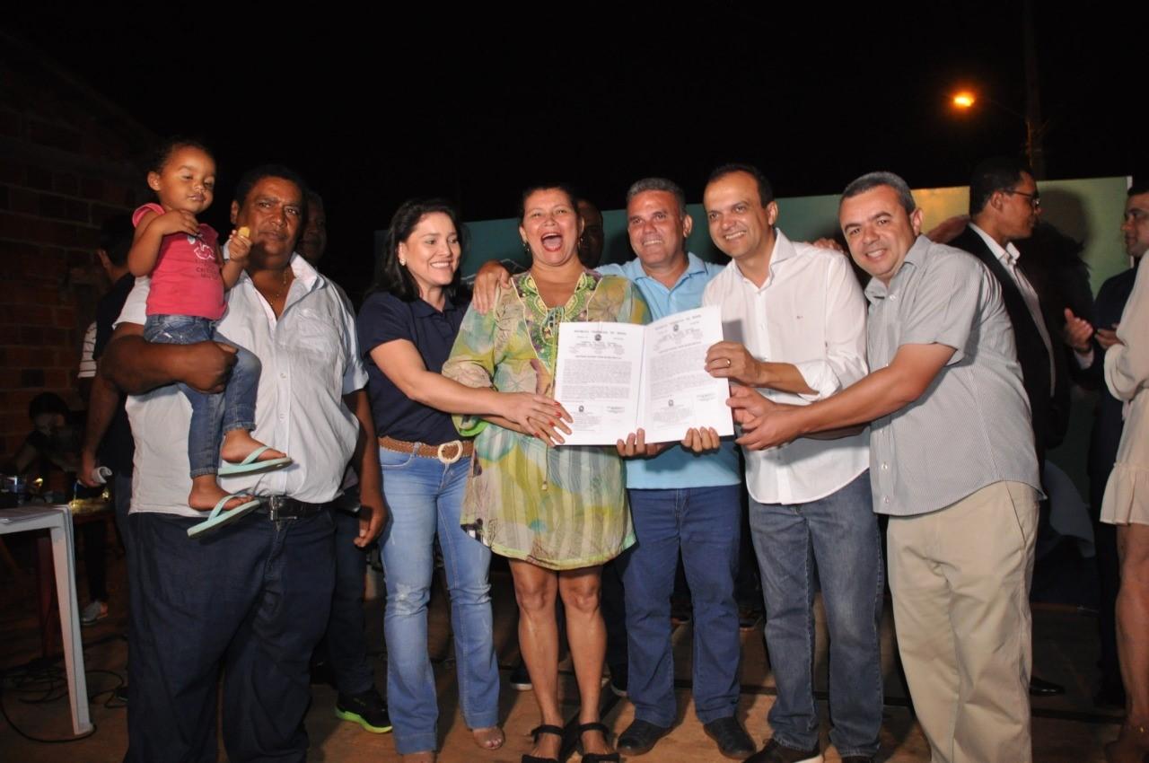 Famílias do setor Vila Operária receberão do prefeito Joaquim Maia 437 títulos definitivos de propriedade