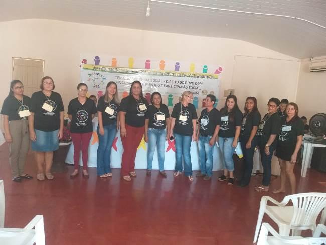 Prefeitura de Marianópolis realiza 8ª Conferência Municipal de Assistência Social