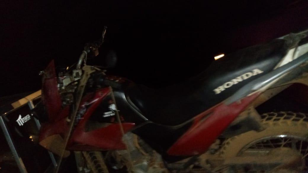 Acidente com vítima fatal na TO-080 entre Divinópolis e Marianópolis