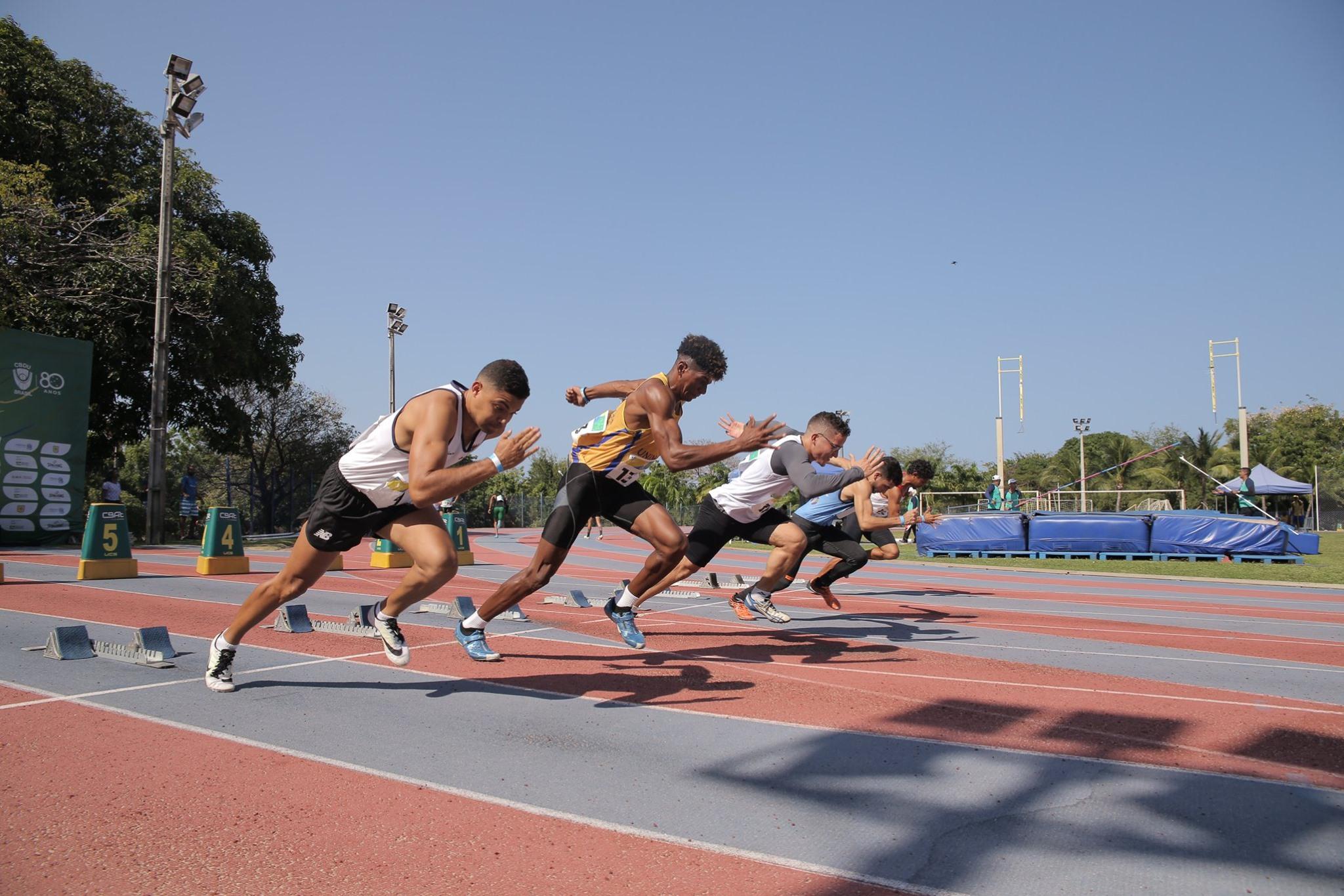 Em dois dias, atletas quebram nove recordes no JUBs Atletismo em Fortaleza