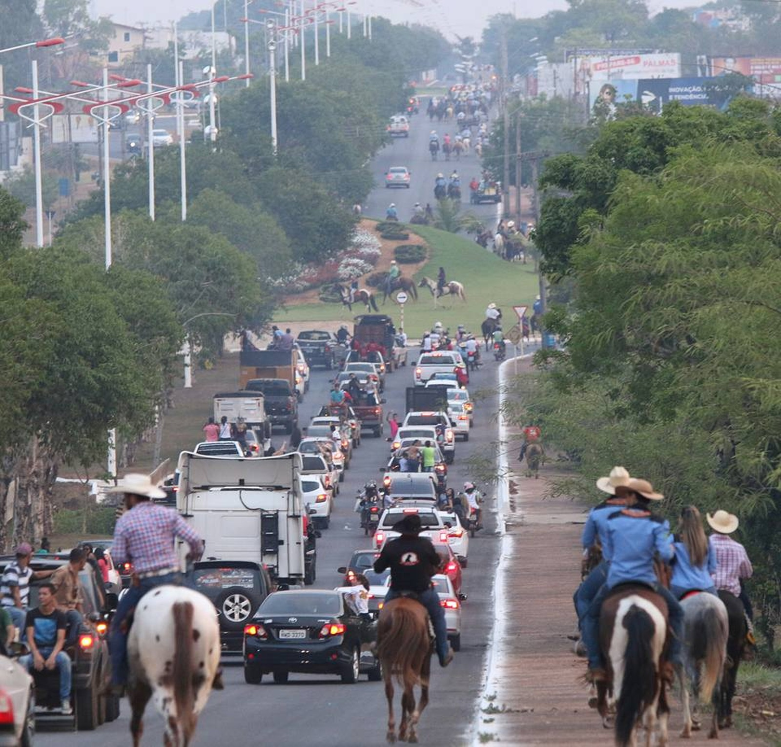 Cavalgada de lançamento da ExpoPalmas será neste domingo (15) em Palmas