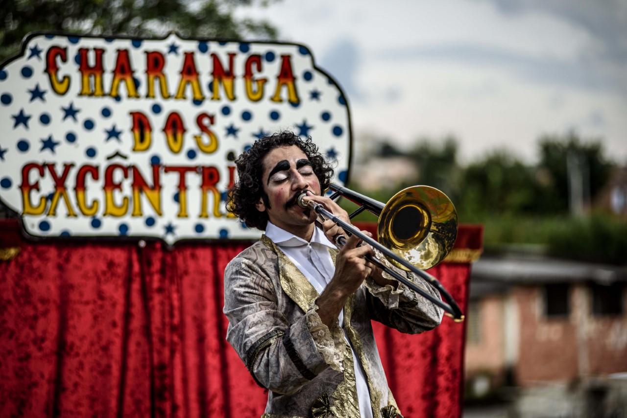 Circo Os Kaco promove intercâmbio entre circos sociais do Tocantins e São Paulo