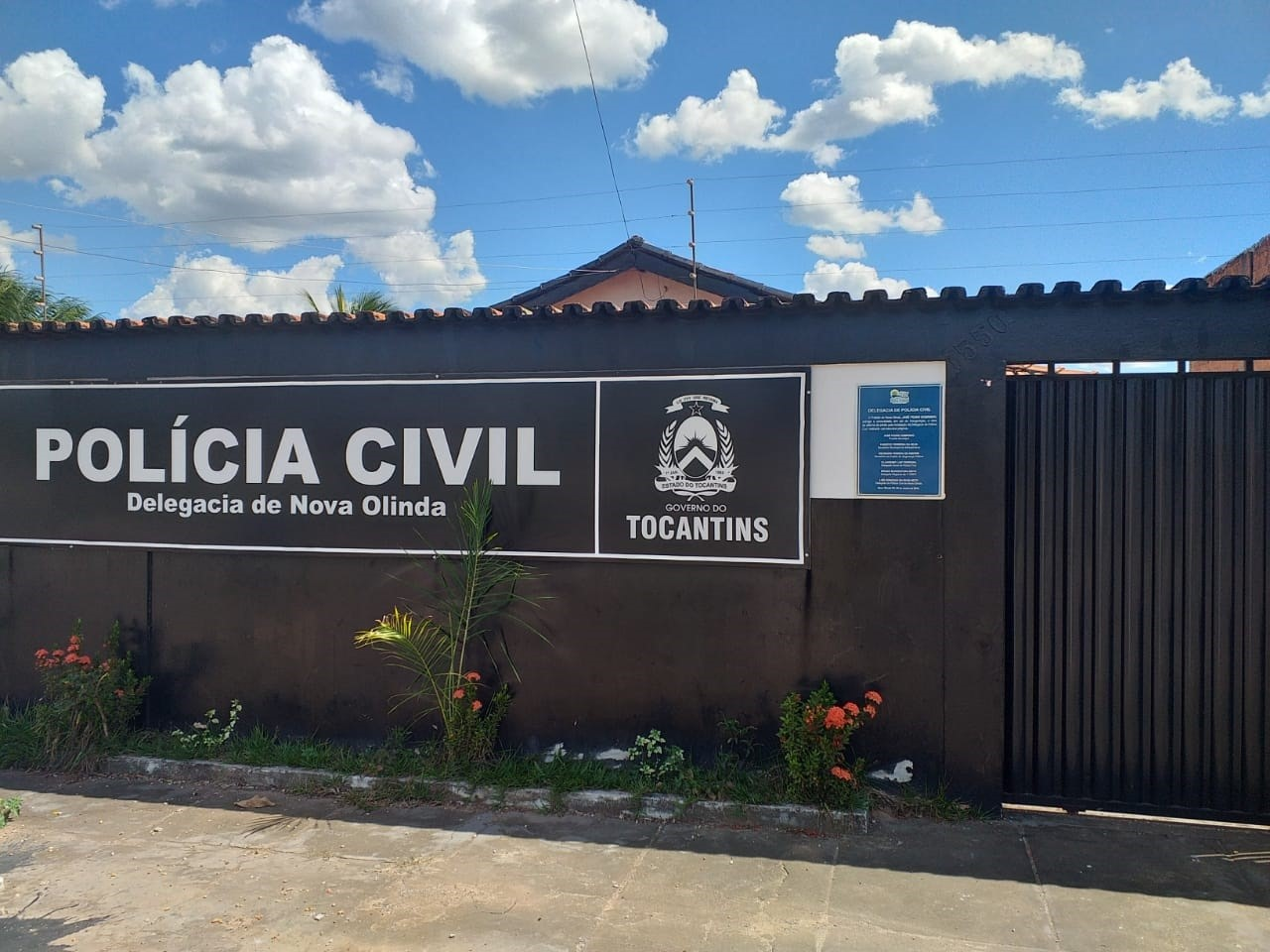 Polícia Civil prende em Nova Olinda dois homens foragidos da Justiça do Estado do Pará
