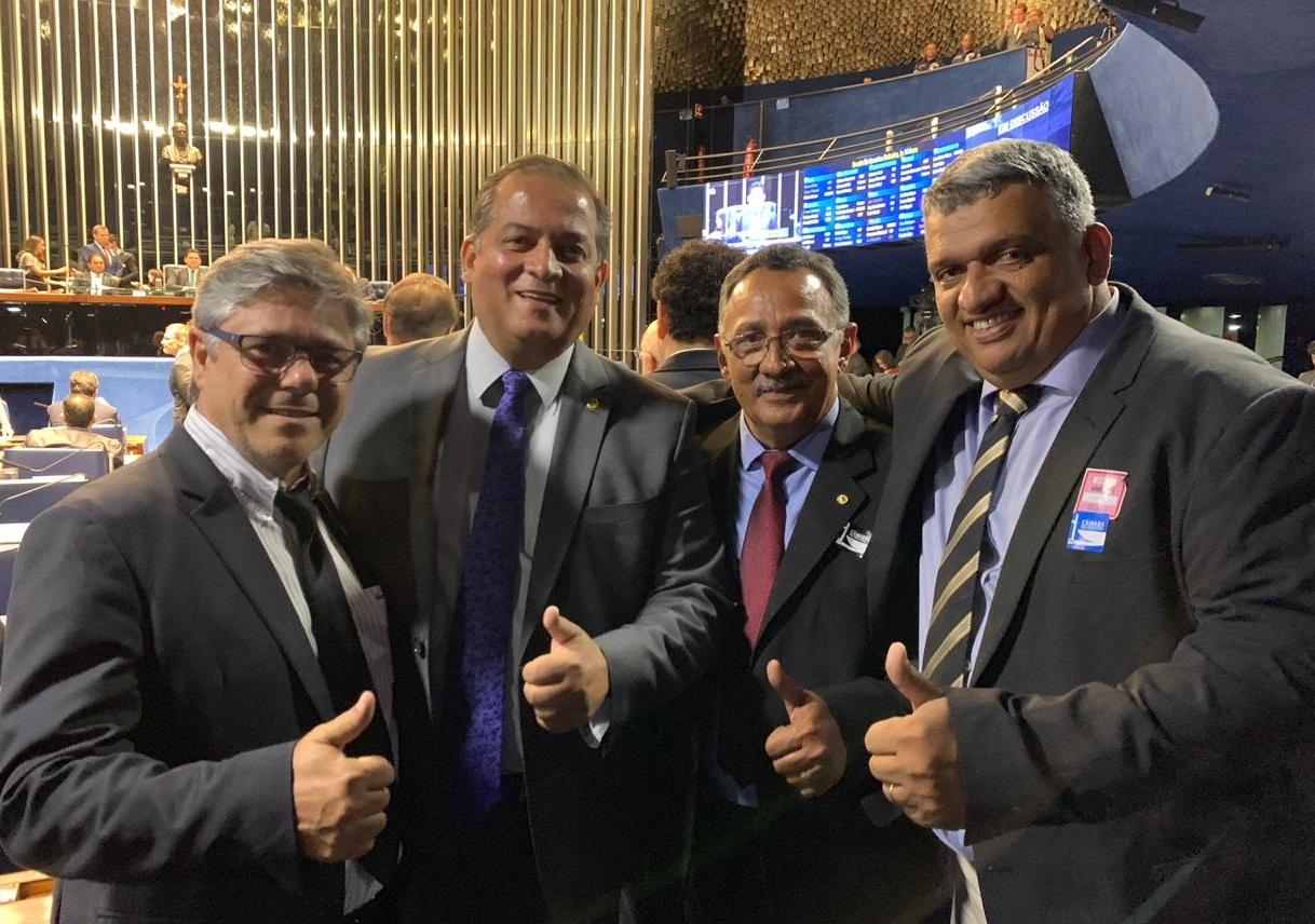 Em Brasília, parlamentares do Tocantins buscam recursos para obras