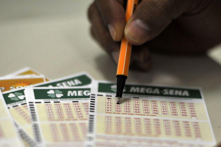 Mega-Sena acumula e prêmio sobe para R$ 40 milhões; veja números
