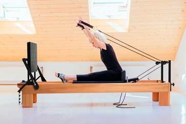 Cinco exercícios de Pilates para a terceira idade