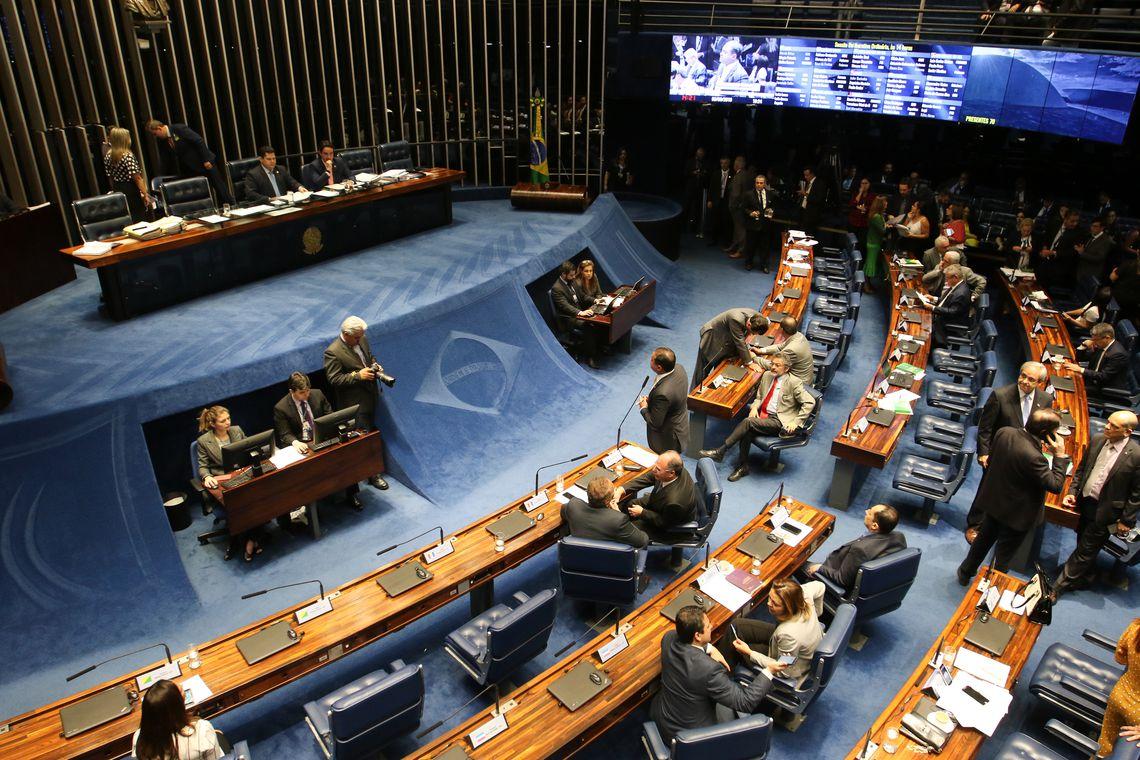 Senado aprova reforma na Lei de Telecomunicações