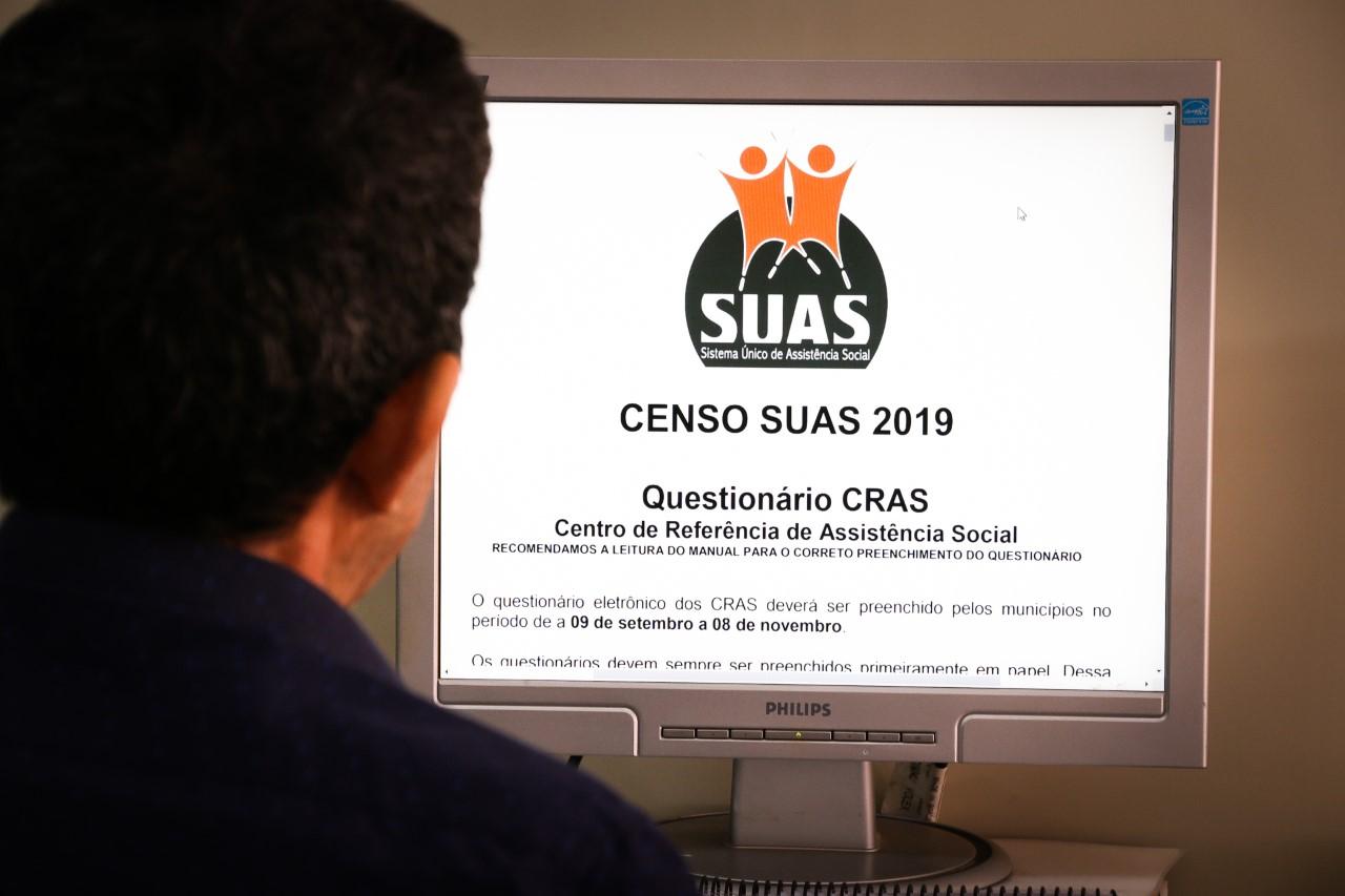 Gestores municipais são orientados pelo Governo do Tocantins para o Censo SUAS 2019