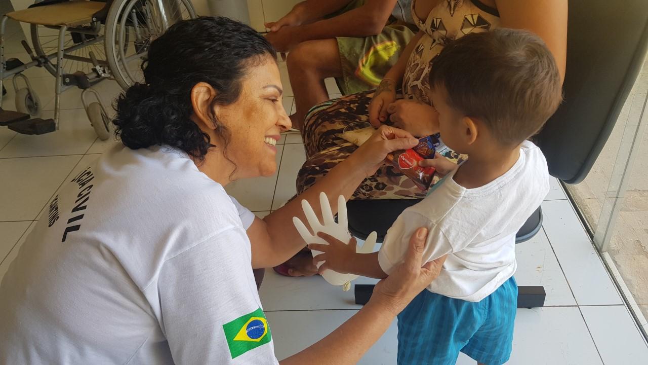 Servidores do IML de Palmas criam espaço de acolhimento a vítimas e familiares atendidos
