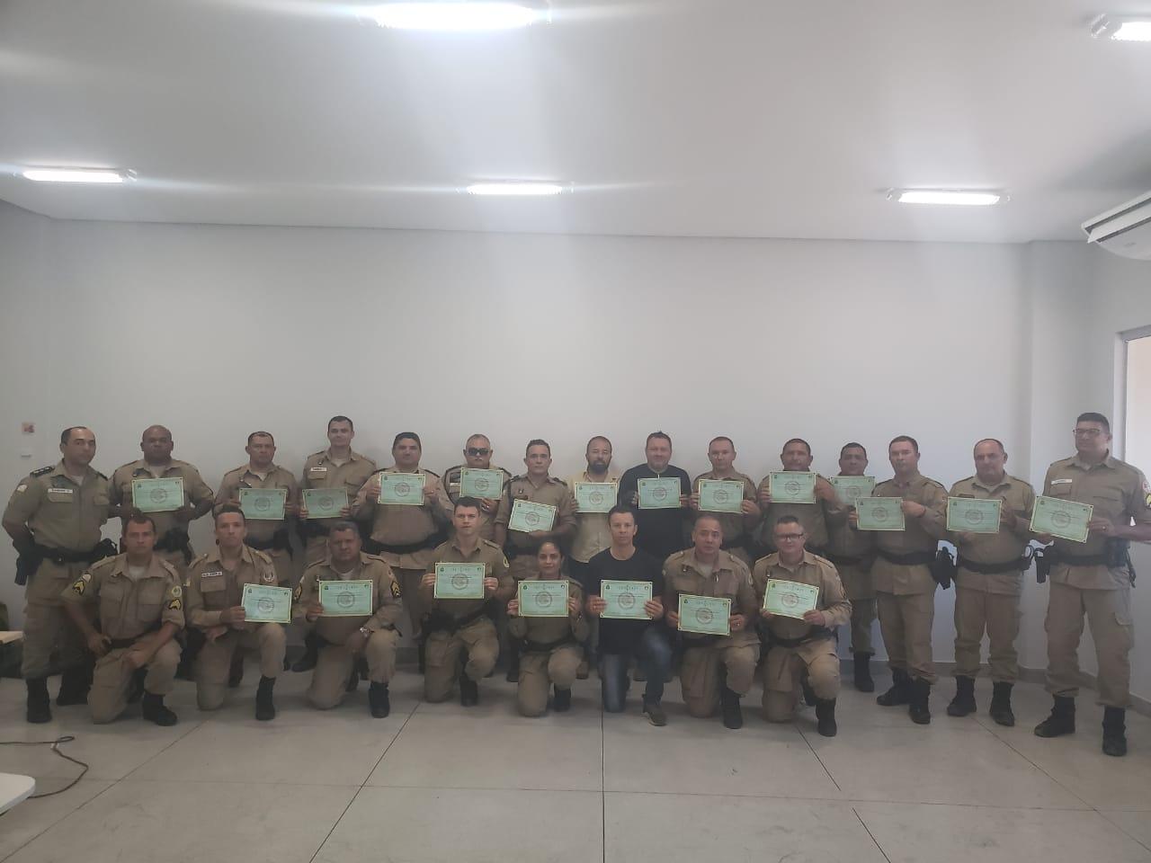 Cerca de mil policiais militares da PMTO já estão aptos para lavrarem o Termo Circunstanciado de Ocorrência