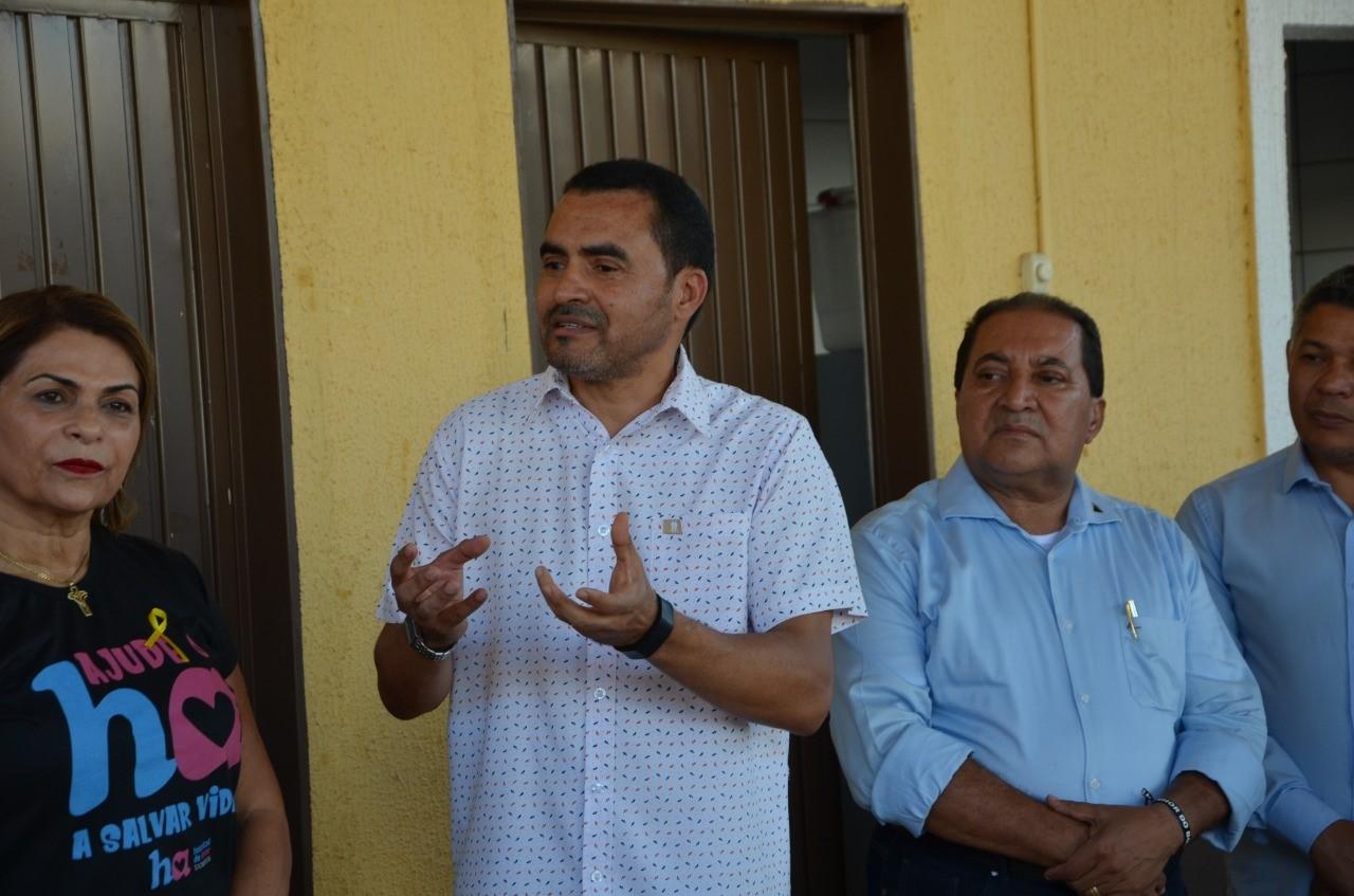 Vice-governador Wanderlei Barbosa destaca importância da Casa de Apoio à pacientes e acompanhantes em Palmas