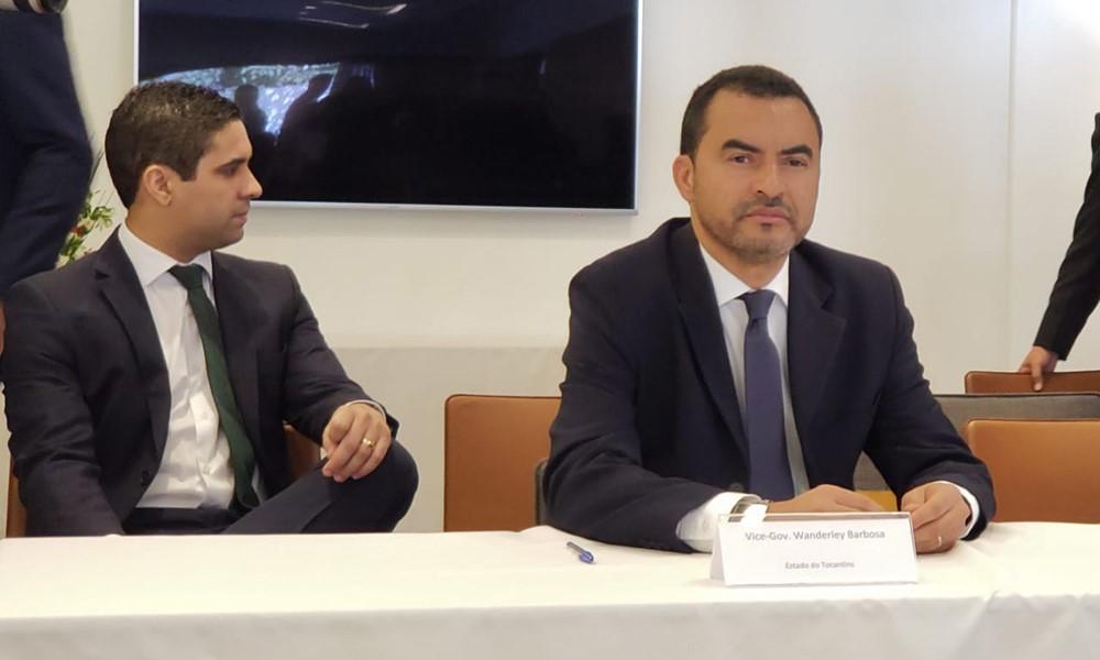 Vice-governador discute investimentos em prol da Amazônia com embaixadores europeus