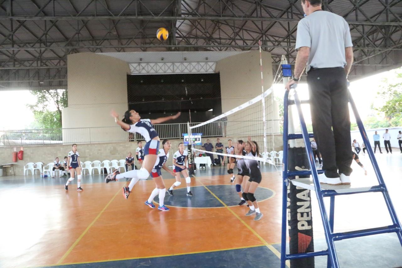 Equipes do Tocantins conquistam vagas nas semifinais regionais dos Jogos Escolares da Juventude