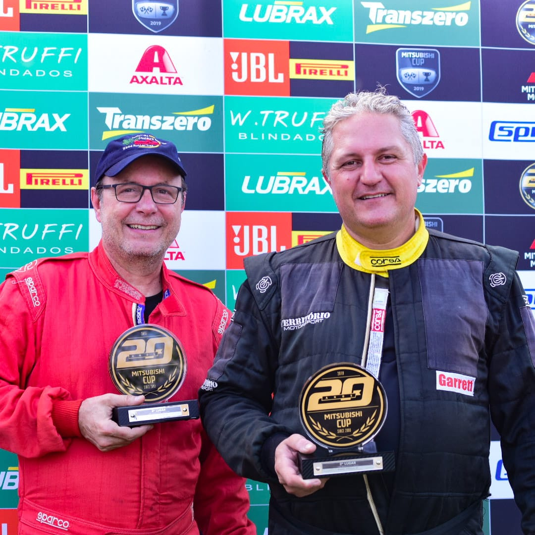 Mitsubishi Cup/SFI CHIPS: Categoria L200 Triton Sport R já tem campeão na etapa de Americana