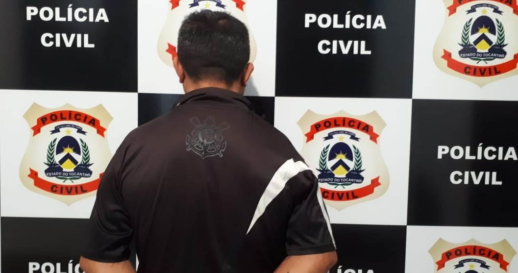 Polícia Civil prende homem na Zona Rural da Capital por tráfico de entorpecentes