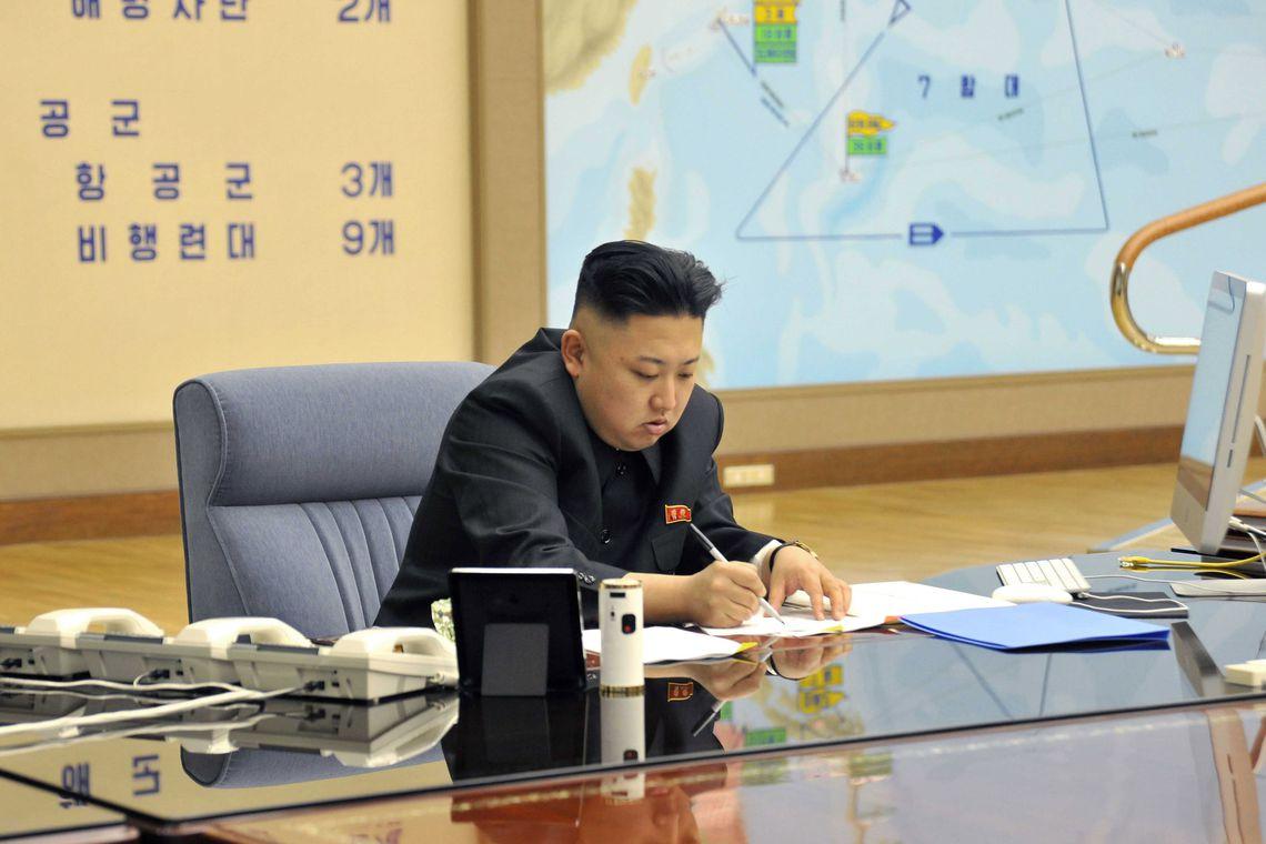 Presidente norte-coreano critica sanções econômicas dos EUA
