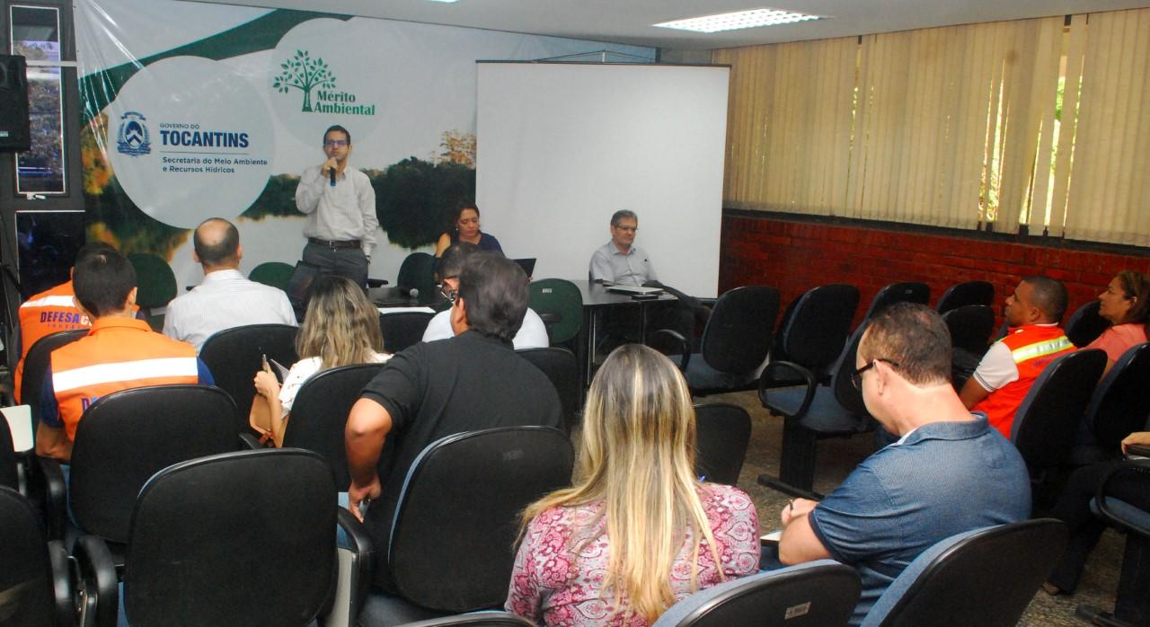 Servidores de instituições estaduais participam de capacitação operacional do programa Monitor de Secas