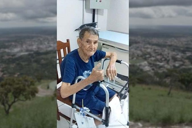 Paraíso do Tocantins perde, no último domingo (20), cidadão pioneiro Raimundo Nonato Gomes da Rocha