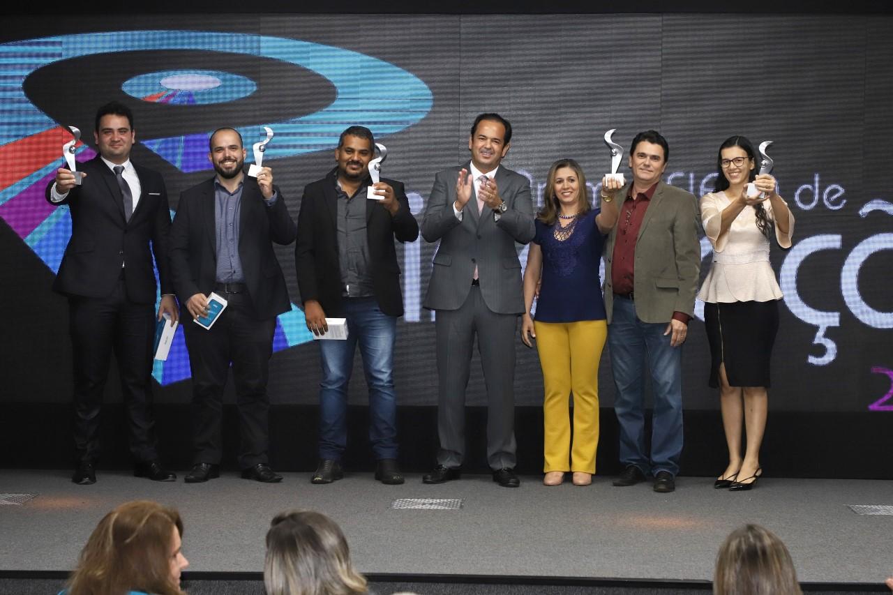 Empresas inovadoras recebem premiação da FIETO