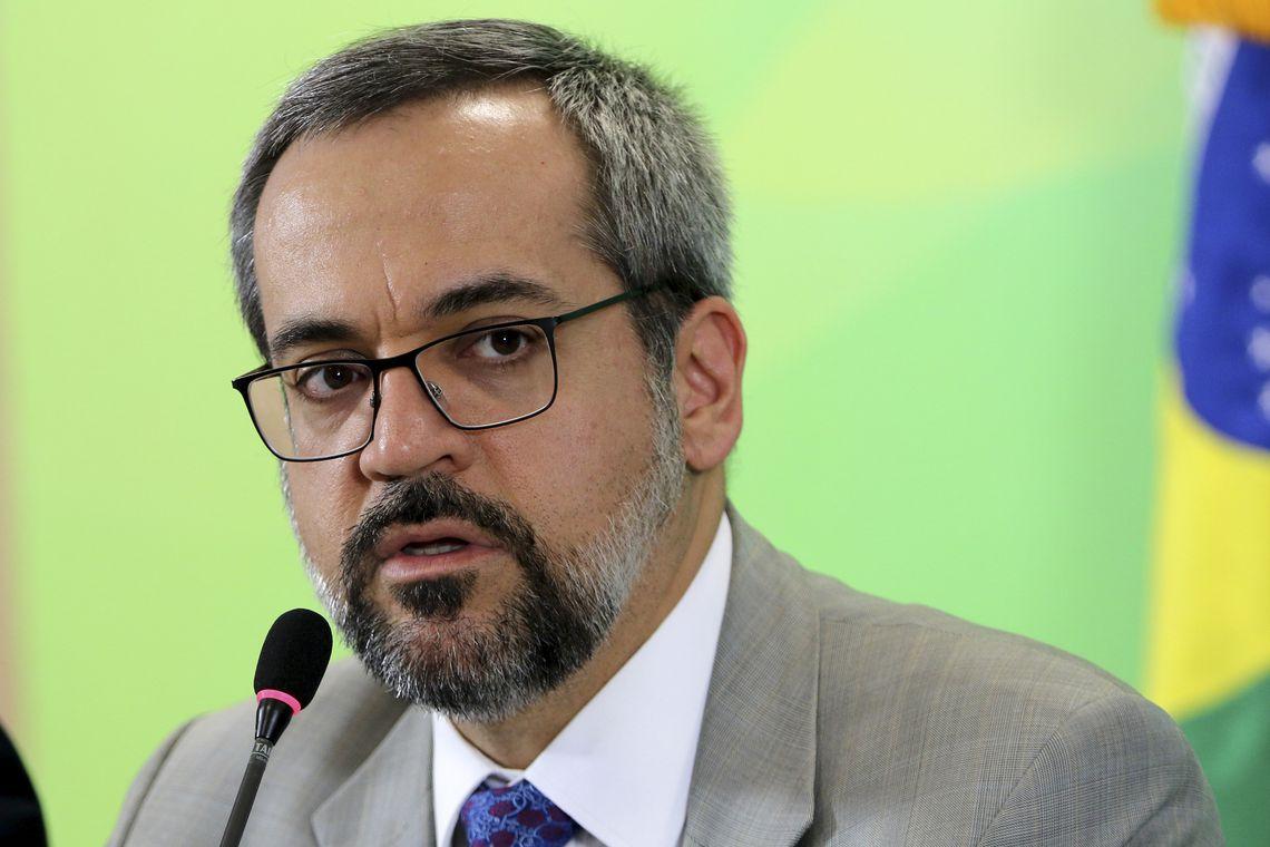 Ministro do STF nega recurso para adiar depoimento de Weintraub