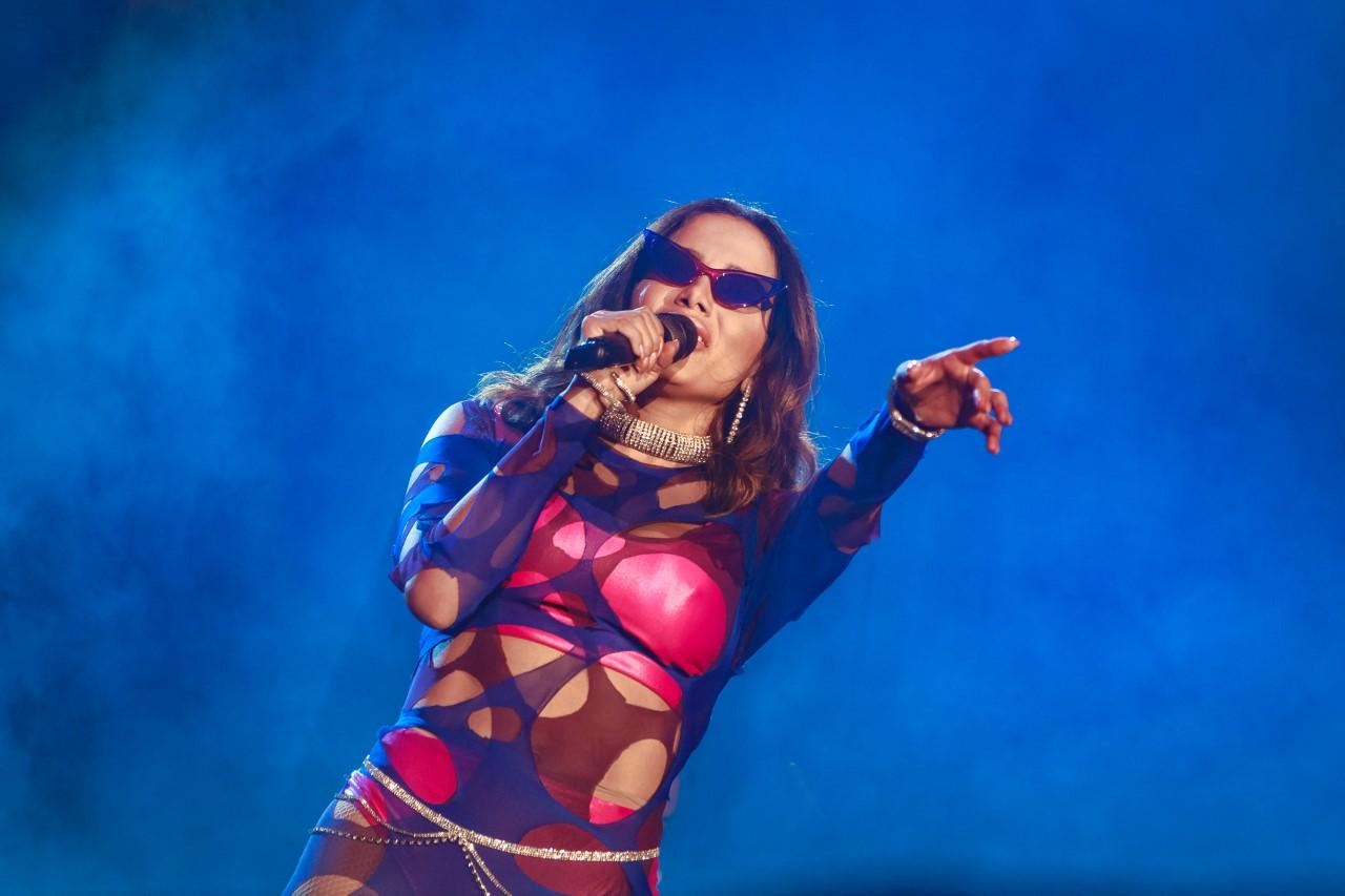 MC Koringa se manifesta após polêmica apresentação de Anitta no Rock in Rio