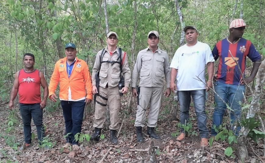 Corpo de idoso desaparecido é encontrado em Babaçulândia