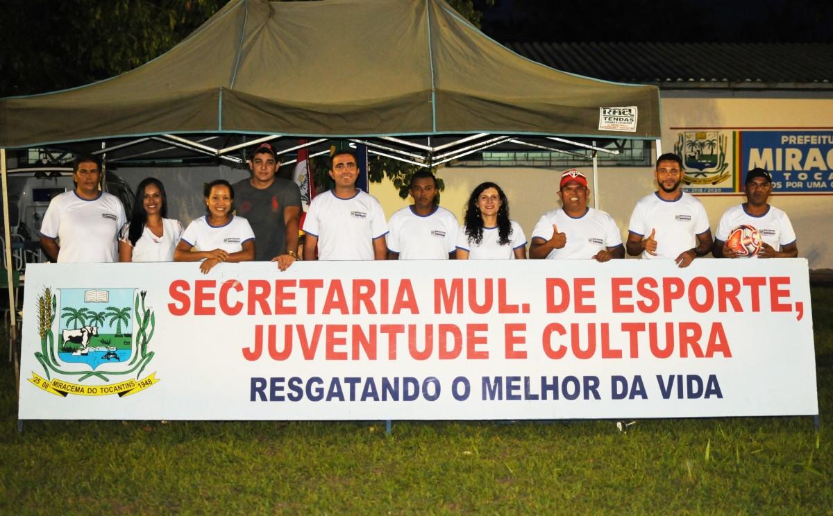 Campeonato de Futebol Amador de Miracema inicia com boa média de gols