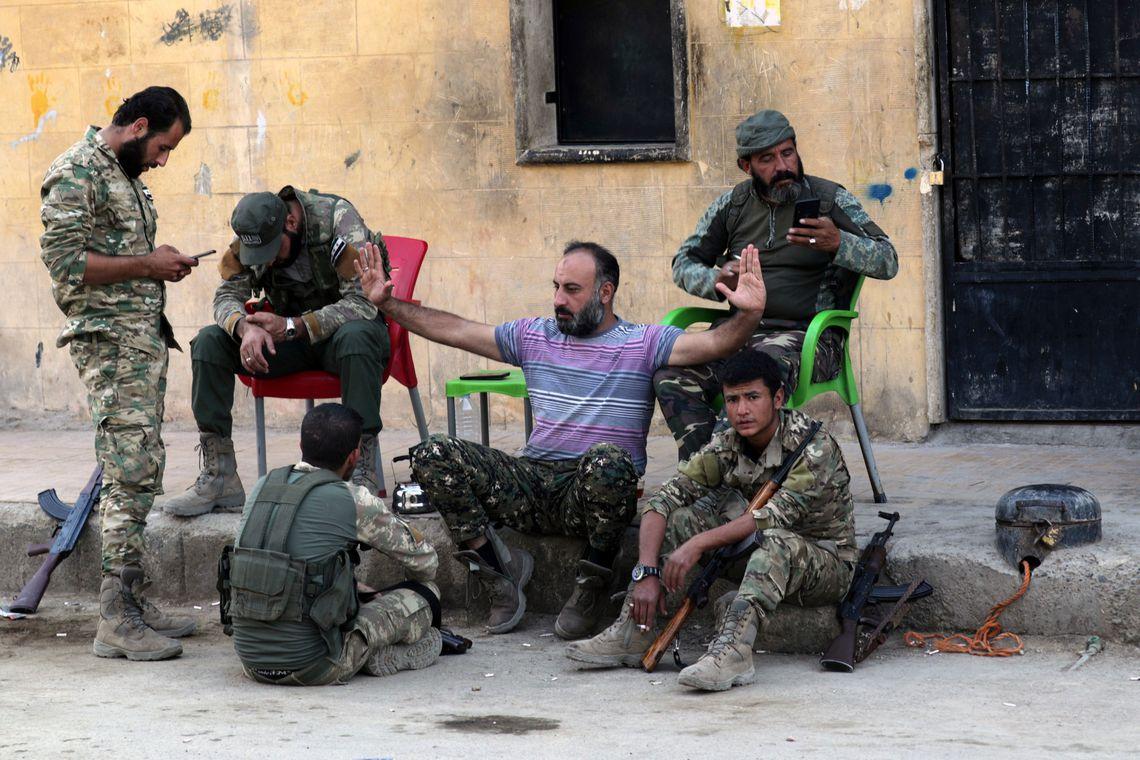 Trump diz que cessar-fogo na Síria vem sendo cumprido