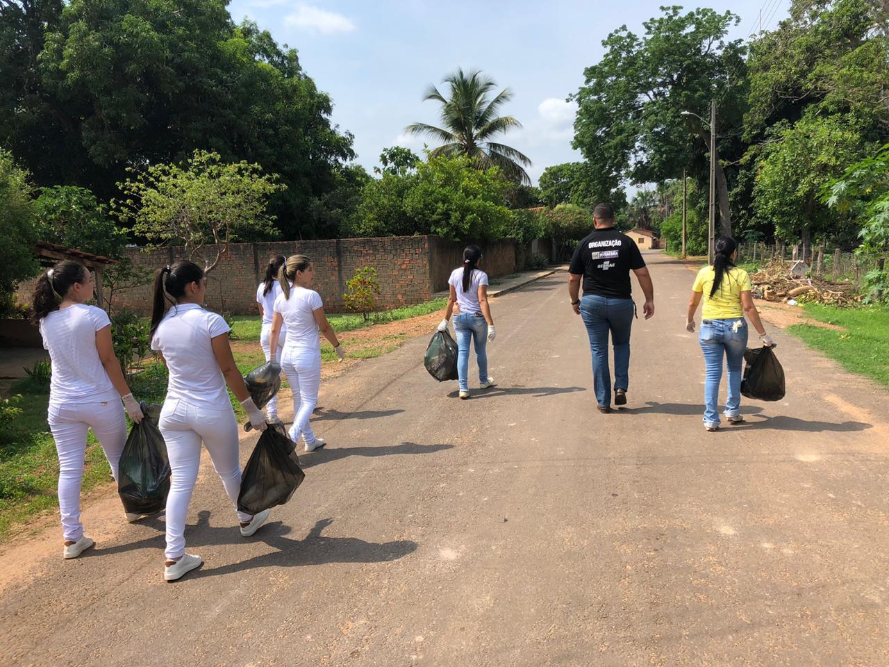 Prefeitura de Miracema desenvolve ações de Combate à Dengue