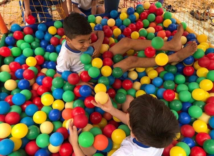 Escola Municipal Francisca Brandão promove dia de lazer para os alunos de Palmas