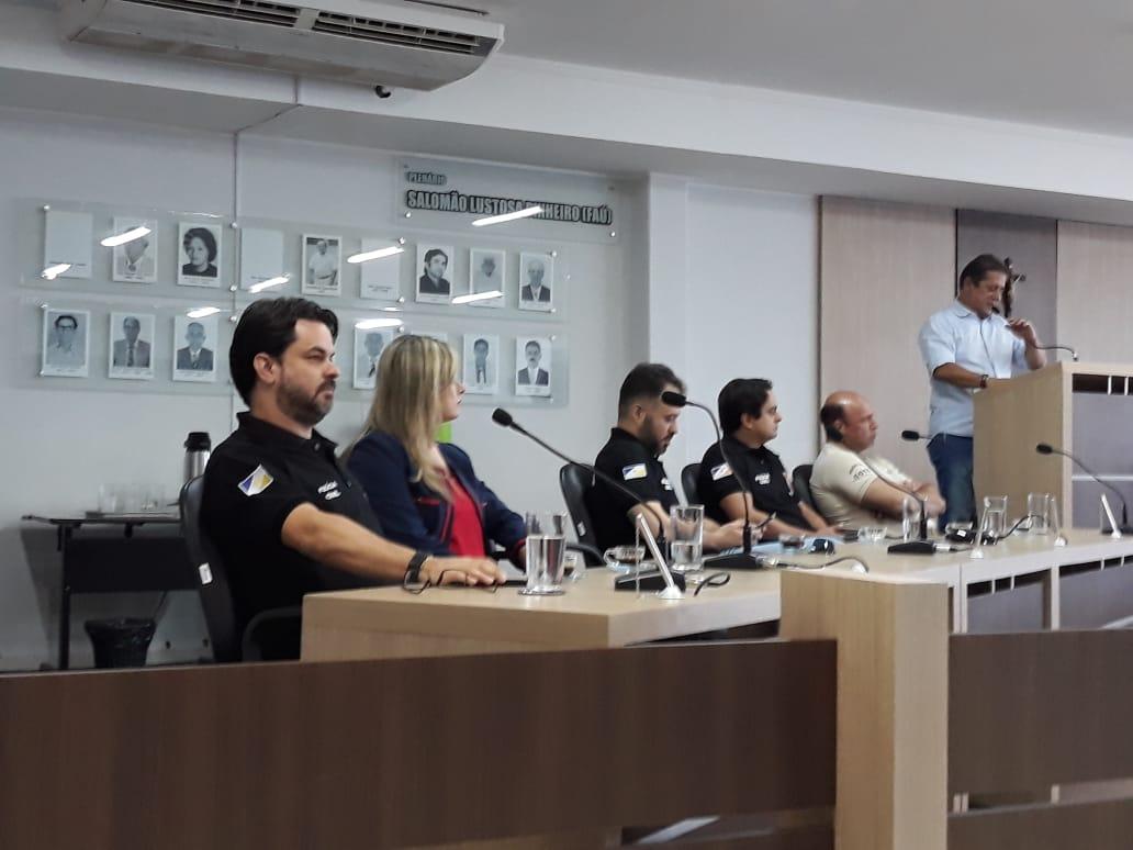 Gurupi recebe a 6ª edição do projeto Academia Itinerante da Polícia Civil