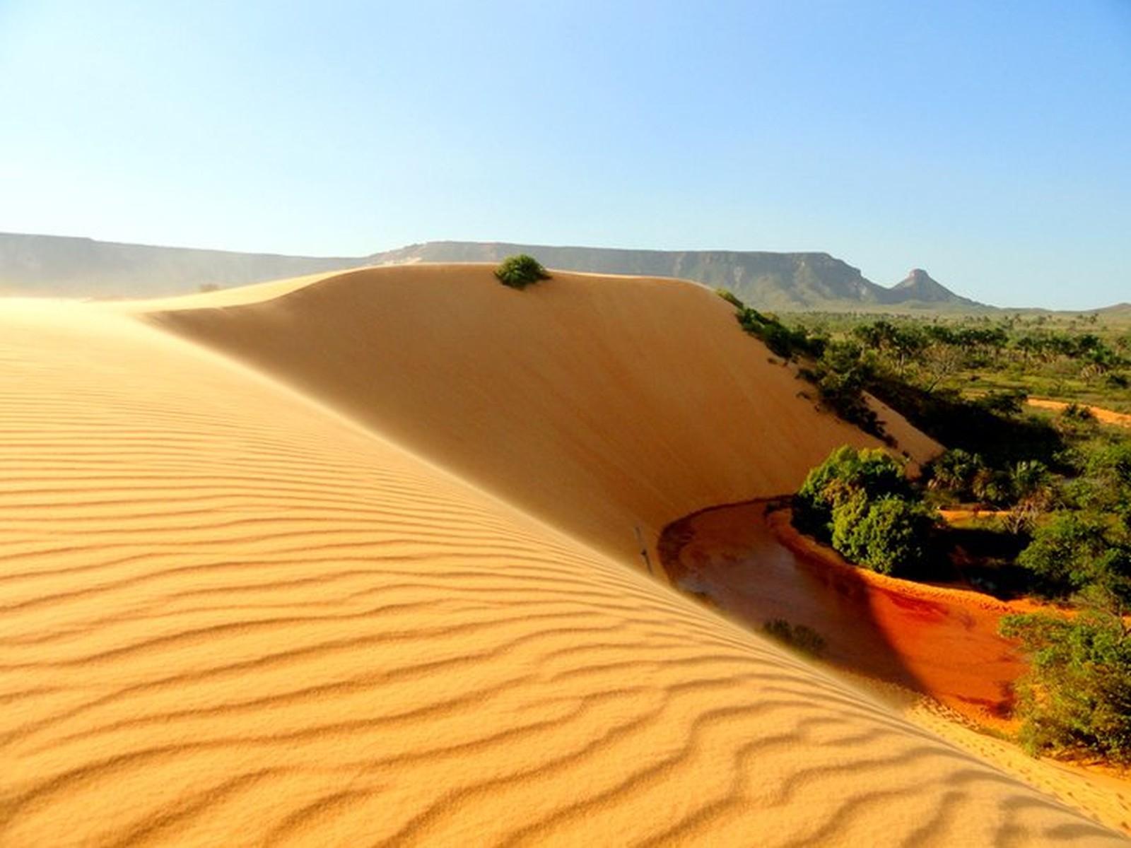 STJ nega indenização para antigo dono de terras onde ficam dunas do Jalapão