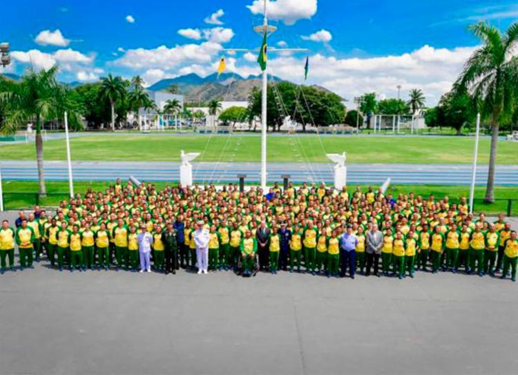 Atletas olímpicos reforçam Time Brasil nos Jogos Mundiais Militares