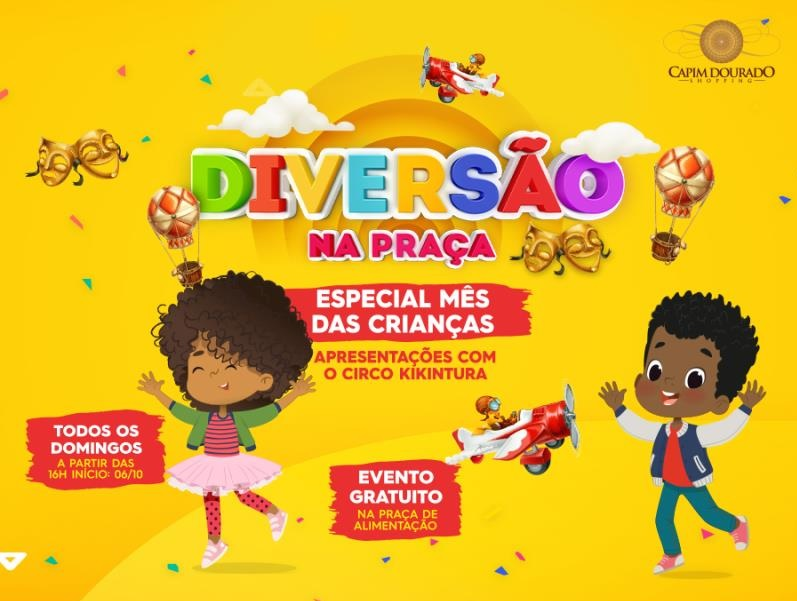 Hoje, atividades Lúdicas e diversão em Shopping da Capital