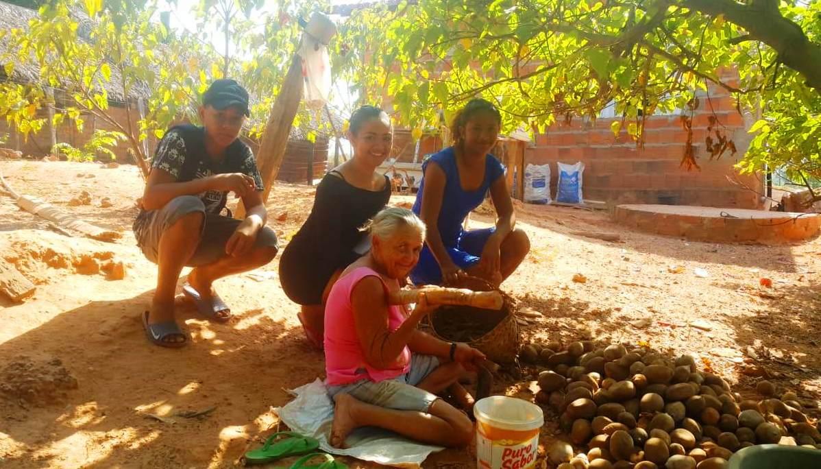Projeto trabalha valorização da cultura das quebradeiras de coco da região do Bico do Papagaio