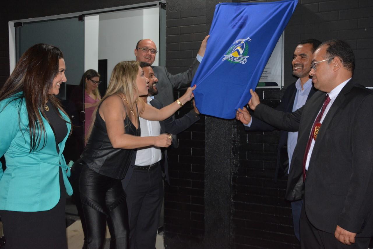 Segurança Pública inaugura Central de Atendimento à Mulher 24h e a sede da 1ª Divisão Especializada de Repressão à Narcóticos