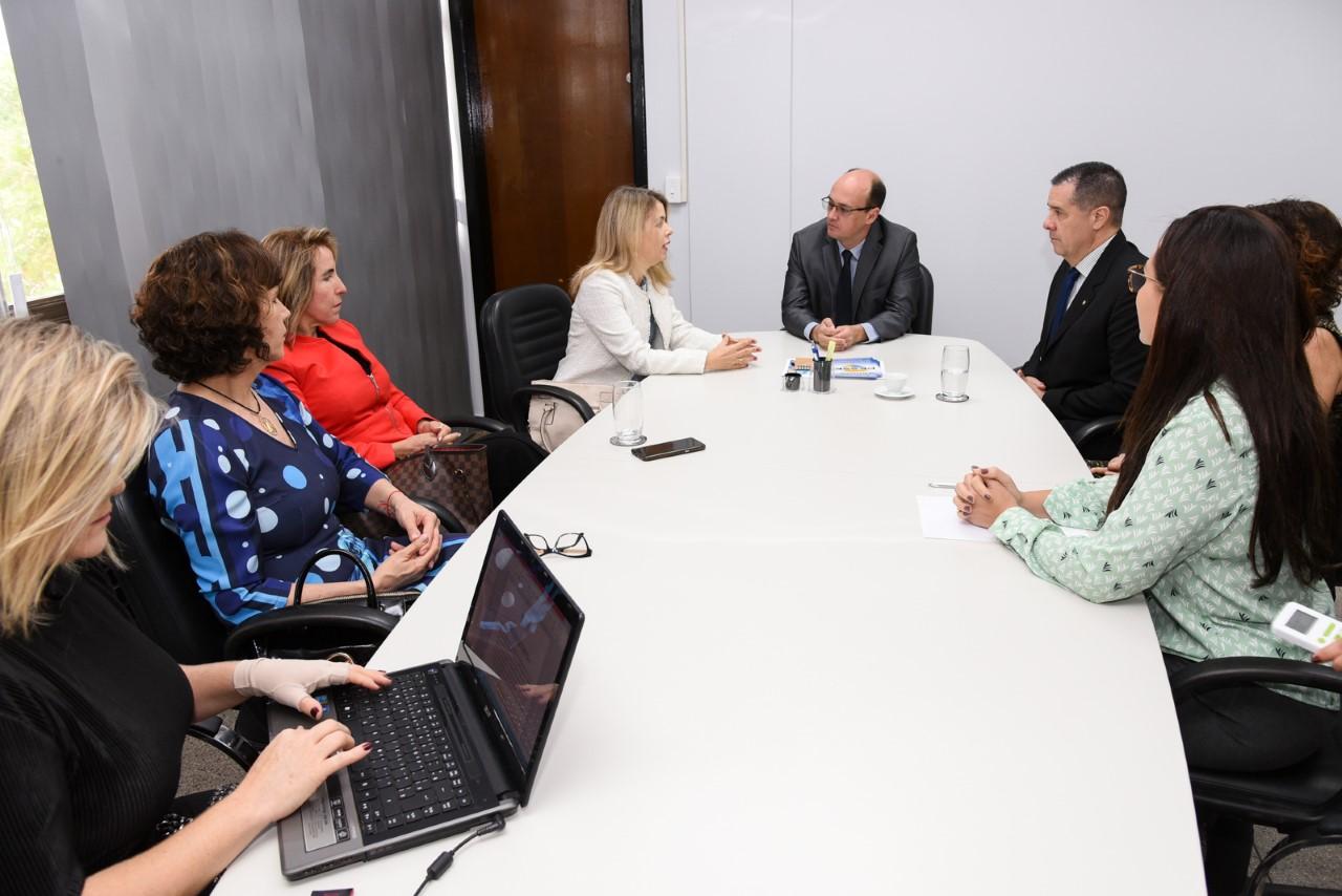 MPTO e SSP discutem combate à poluição sonora e outros crimes em Palmas
