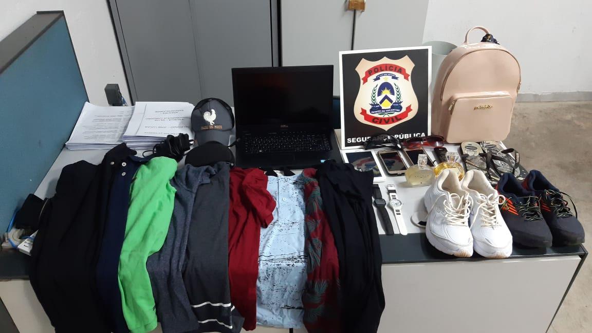 Polícia Civil desarticula grupos que praticavam crimes patrimoniais em Paraíso