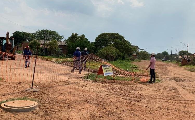 BRK dá início a novas obras de saneamento em Miracema