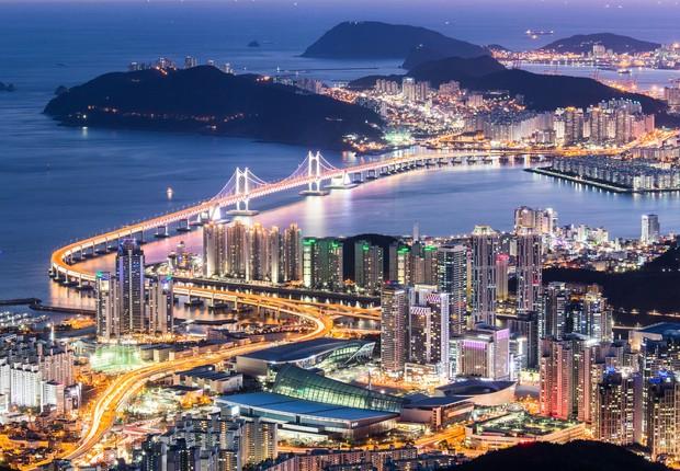 Coreia do Sul planeja implantar cidades inteligentes na Ásia