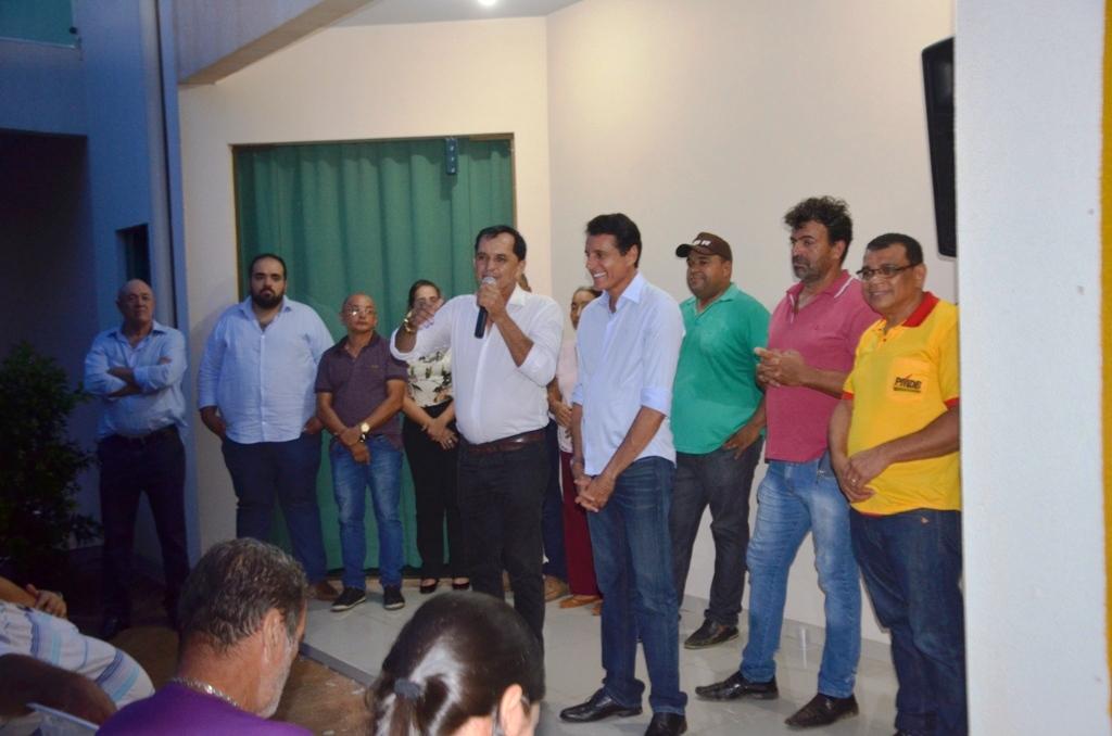 MDB elege novo diretório municipal em Almas